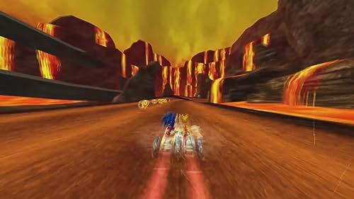 Sonic Free Riders: Multiplayer Trailer