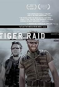 Brian Gleeson and Damien Molony in Tiger Raid (2016)