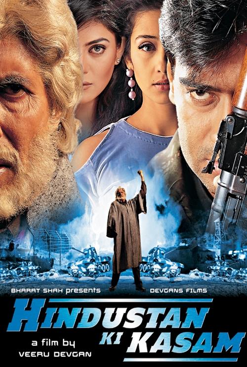 Hindustan Ki Kasam (1999) Hindi Movie 720p HDRip 1.2GB Download