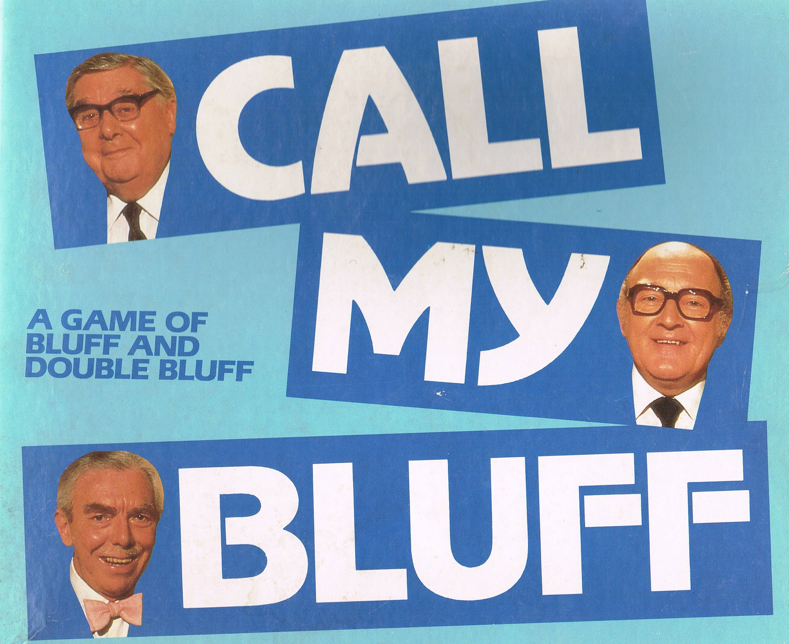 Image result for call my bluff