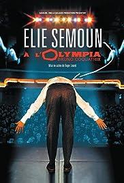 Élie Semoun à l'Olympia Poster