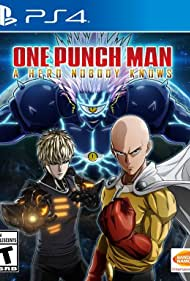 One Punch Man: A Hero Nobody Knows (2020)