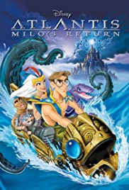 Nonton Film Atlantis: Milo's Return (2003)