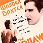 Warner Baxter and Lupe Velez in The Squaw Man (1931)