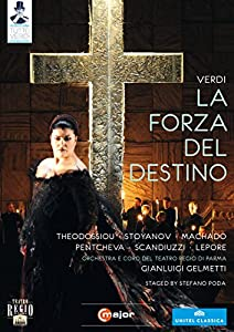 Watch only movies Giuseppe Verdi: La forza del destino, Melodramma in four acts by [1280x720p]