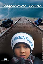 Argentynska lekcja Poster