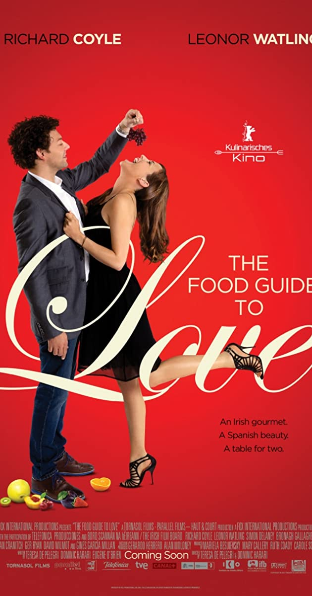 Subtitle of The Food Guide to Love