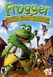 Watch stream movie Frogger: The Great Quest USA [1280x544]