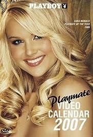 Playboy Video Playmate Calendar 2007 Poster