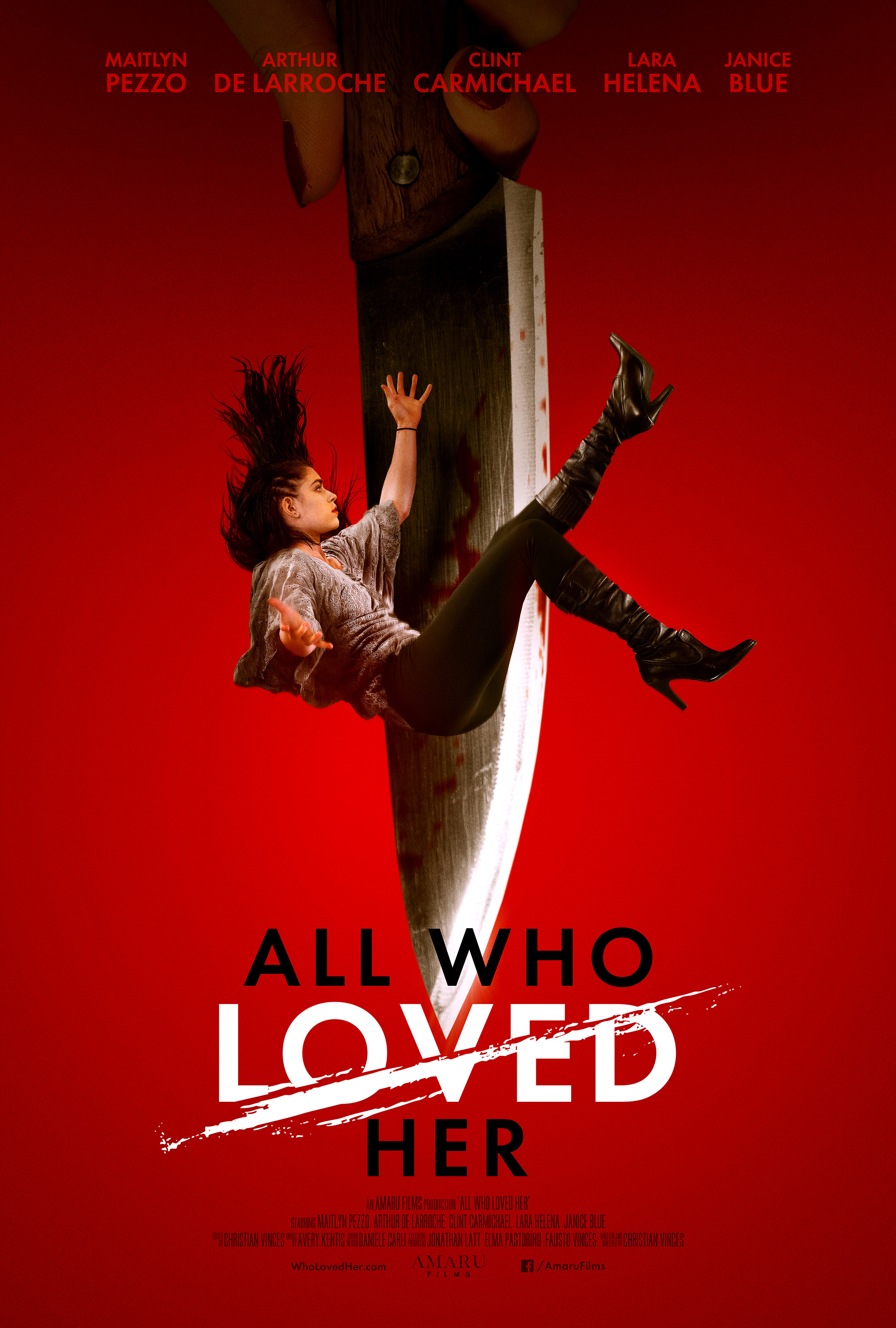 All Who Loved Her (2021) Telugu Dubbed (Voice Over) & English [Dual Audio] WebRip 720p [1XBET]