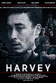 Johnny Alonso, Allison Meister, Darius Autry, Richard Cutting, Erin O'Brien, Andrew Rogers, Rex Seaton, and Kevin Winn in Harvey (2021)