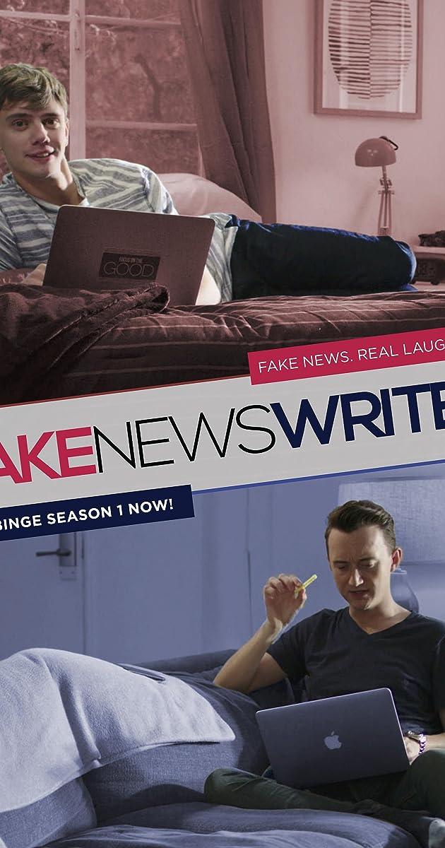 download scarica gratuito Fake News Writer o streaming Stagione 1 episodio completa in HD 720p 1080p con torrent