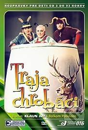Traja chrobáci Poster
