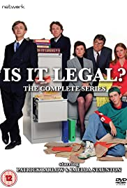 Is It Legal? Poster
