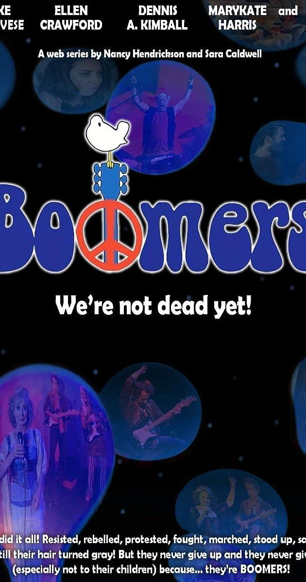 download scarica gratuito Boomers o streaming Stagione 2 episodio completa in HD 720p 1080p con torrent