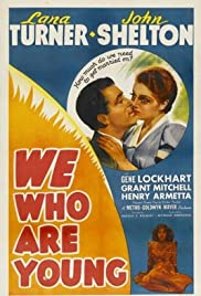 We Who Are Young Poster