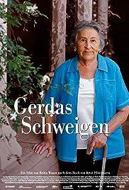Gerdas Schweigen Poster