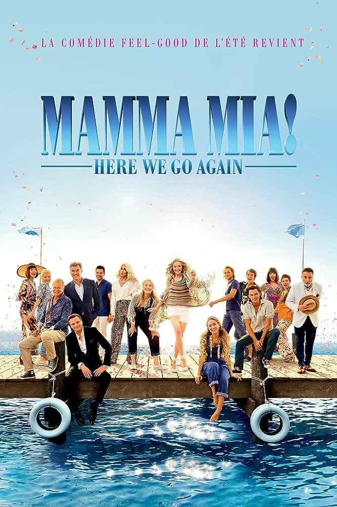 Mamma Mia! Here We Go Again (2018) Hindi Dubbed