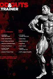 Books by Dorian Yates (Author of Blood and Guts)