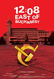 12:08 East of Bucharest Poster