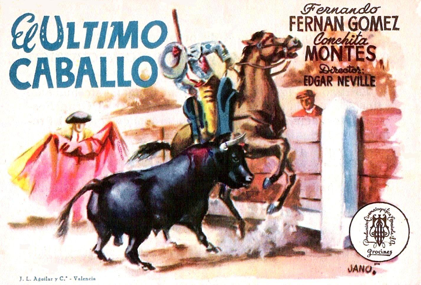 El último caballo (1950)