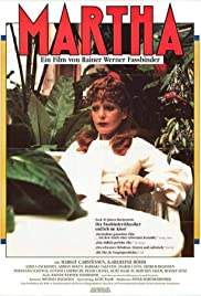 Martha (1974) Poster - Movie Forum, Cast, Reviews