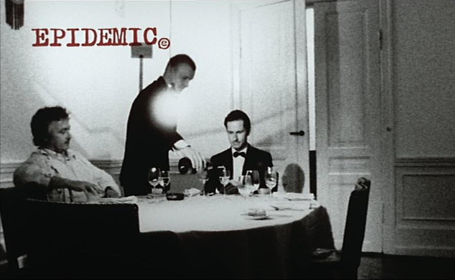 Resultado de imagen para epidemic lars von trier