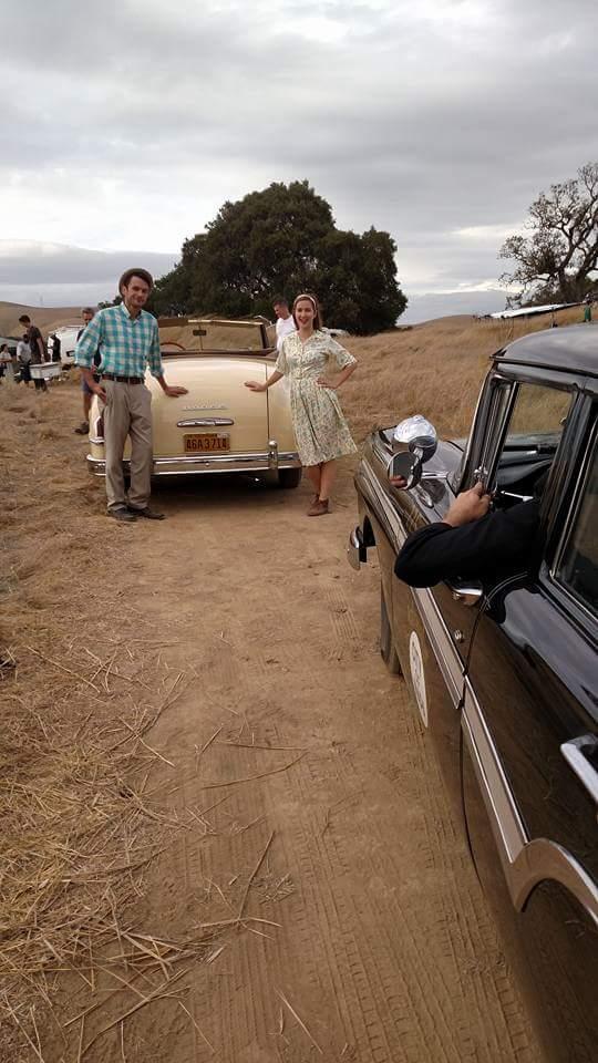 Katy Tiemann, Megan Putnam, and Bryan Palacios in Evergreen (2016)