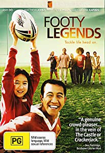 HD movie trailers download mpeg Footy Legends [1280x768]