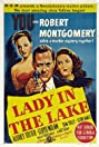 Lady in the Lake (1946) Poster