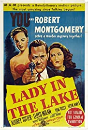 Lady in the Lake(1946) Poster - Movie Forum, Cast, Reviews