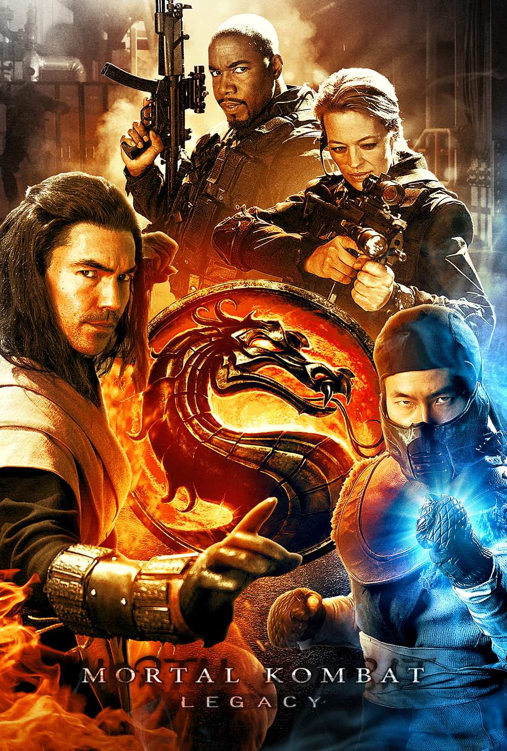 Mortal Kombat: Legacy (TV Series 2011–2013) - IMDb