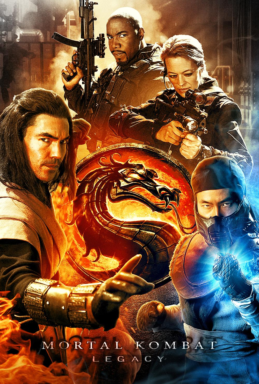 Mortal Kombat Legacy Tv Series 20112013 Imdb