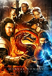 Primary photo for Mortal Kombat: Legacy