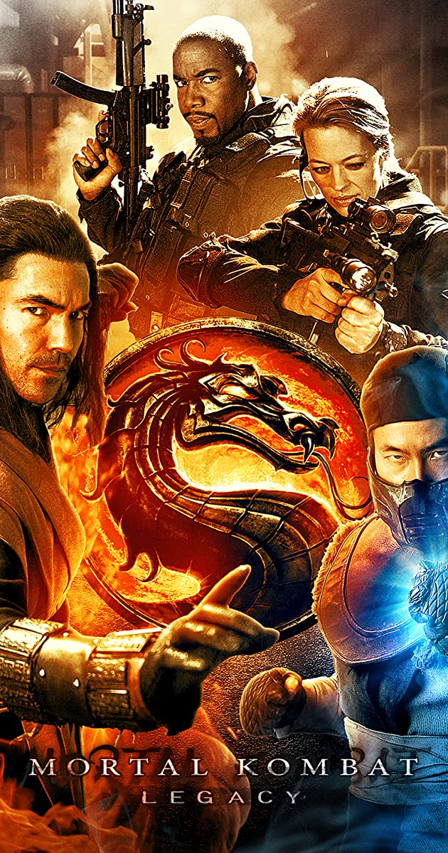 Mortal Kombat Legacy Tv Series 2011 2013 Imdb