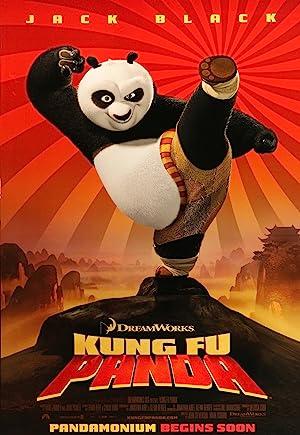 Kung Fu Panda Poster Image