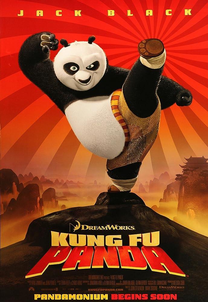 Kung Fu Panda (2008) BluRay x264 AAC E-Subs Dual Audio [Hindi + English]