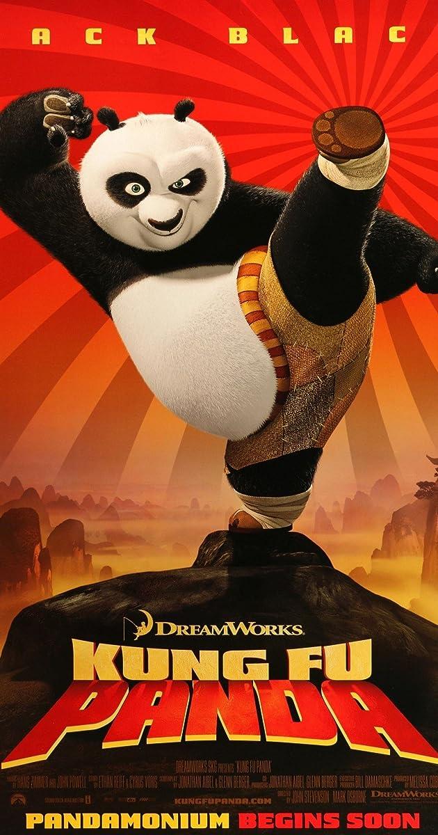 Subtitle of Kung Fu Panda