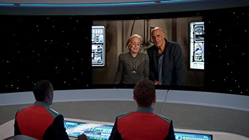The Orville: Captain Mercer Receives A Weird Message From His Parents
