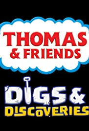 Thomas & Friends: Digs & Discoveries Poster