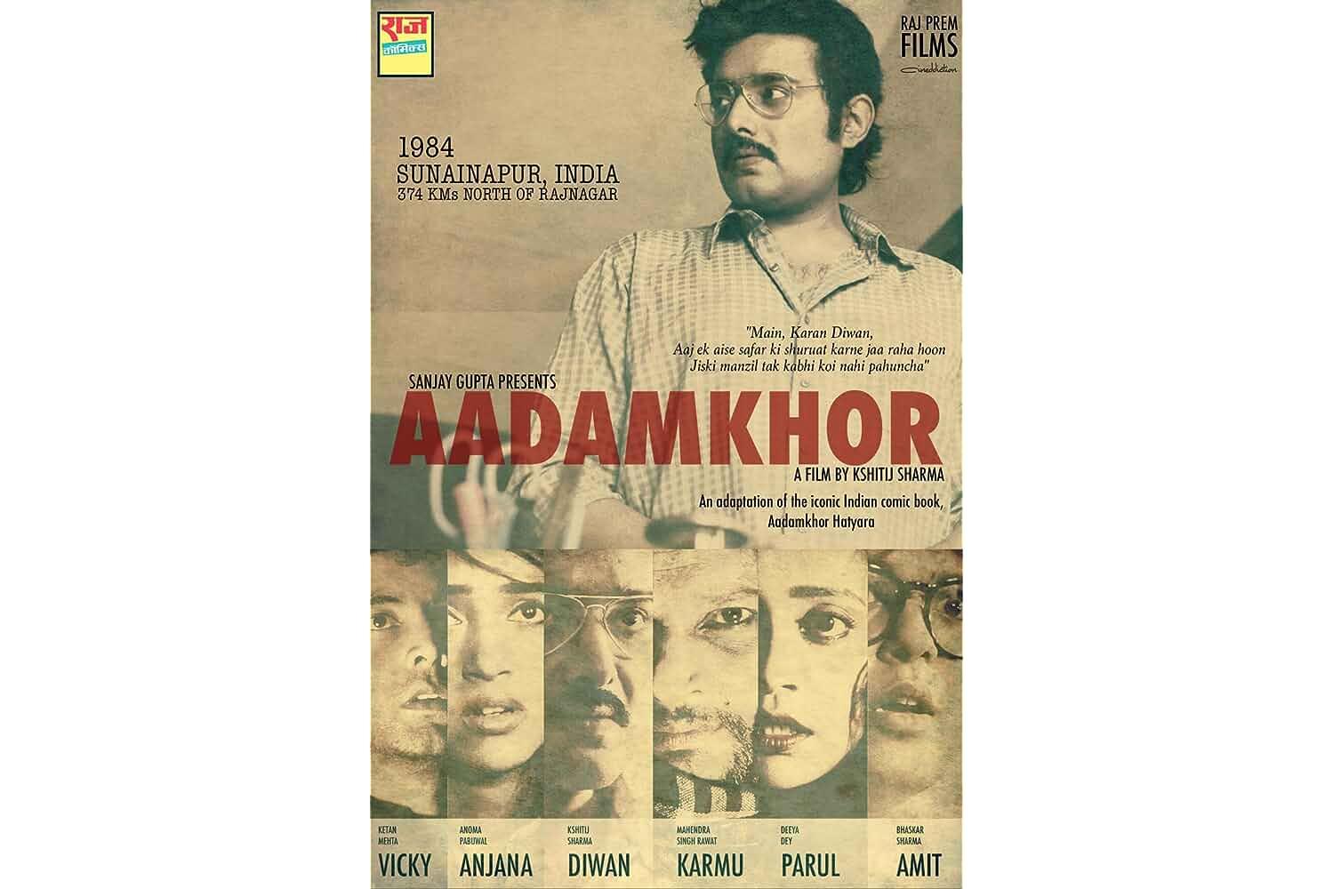 Aadamkhor (2018)