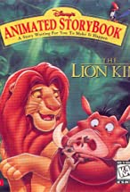 Primary image for Animated StoryBook: The Lion King