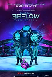 3Below: Tales of Arcadia Poster