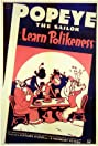Learn Polikeness (1938) Poster