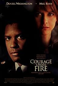 Meg Ryan and Denzel Washington in Courage Under Fire (1996)
