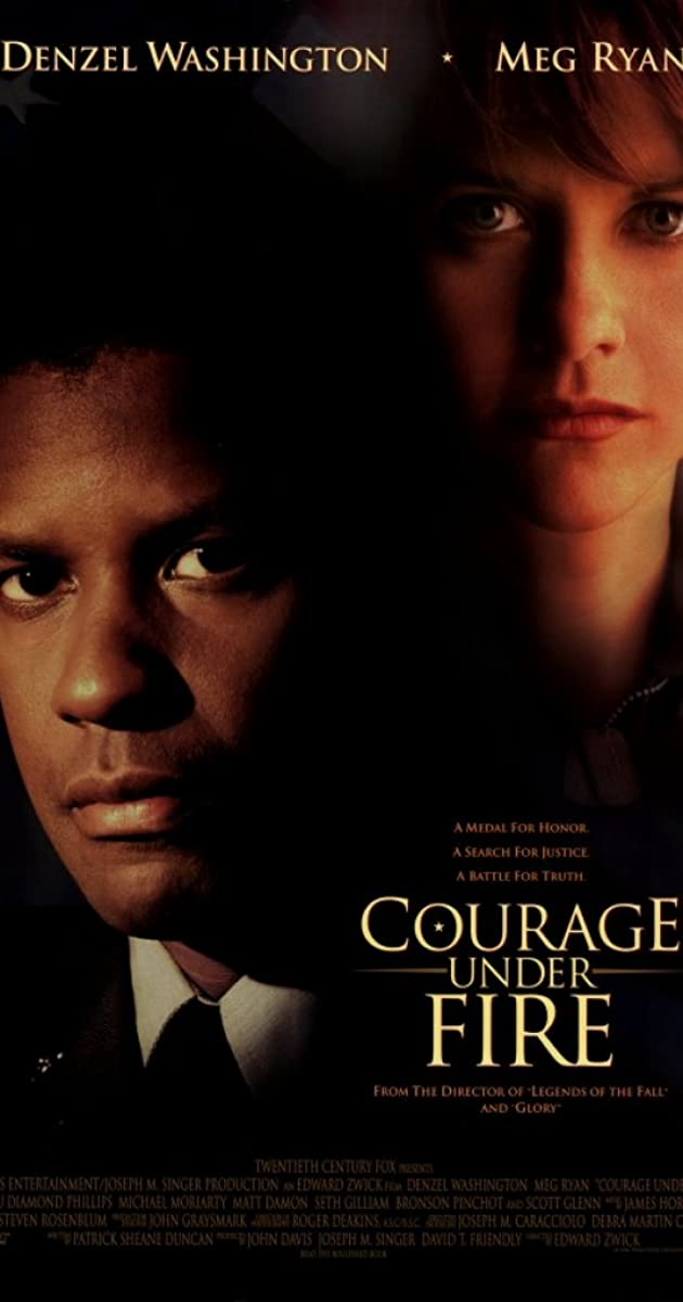Subtitle of Courage Under Fire
