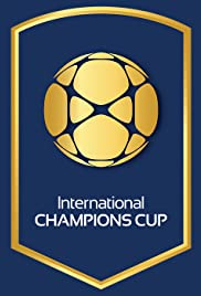 International Champions Cup 2018 Poster