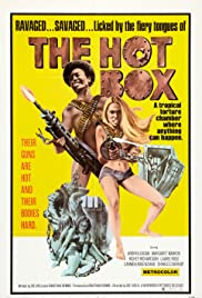 The Hot Box (1972) Poster - Movie Forum, Cast, Reviews