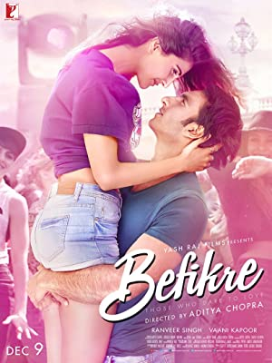 Befikre movie, song and  lyrics