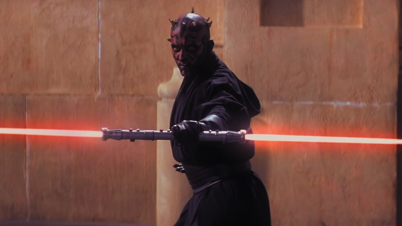 Ray Park in Star Wars: Episode I - The Phantom Menace (1999)